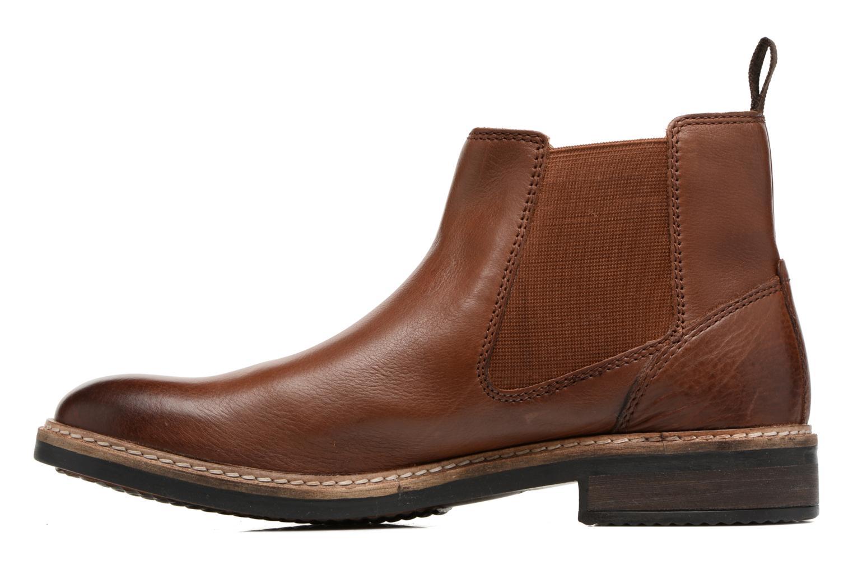Bottines et boots Clarks Blackford Top Marron vue face