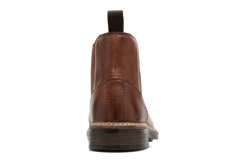 Bottines et boots Clarks Blackford Top Marron vue droite