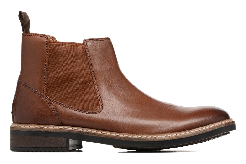Bottines et boots Clarks Blackford Top Marron vue derrière