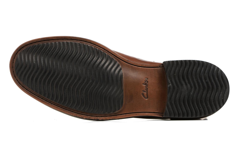 Bottines et boots Clarks Blackford Top Marron vue haut