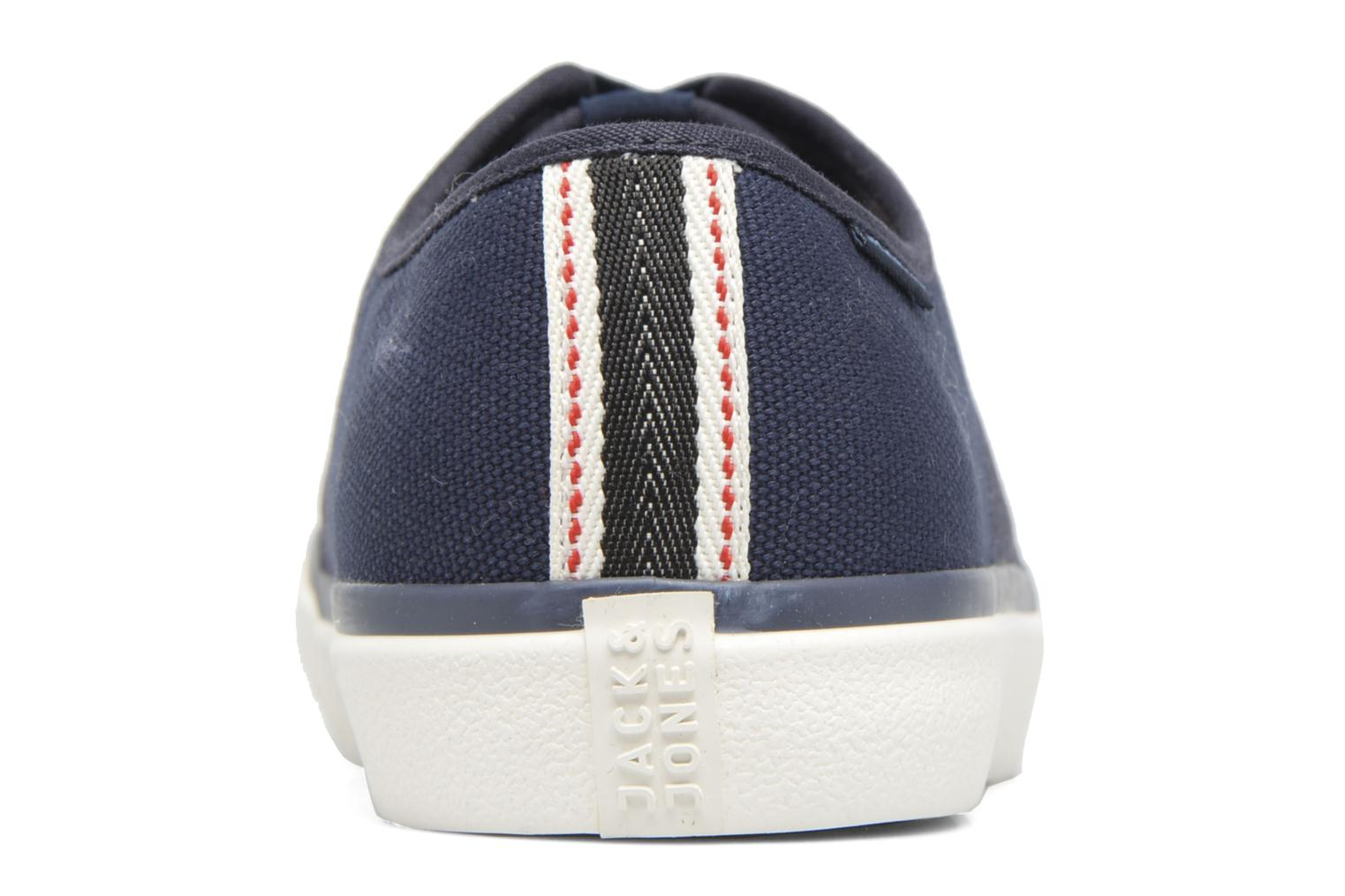 Baskets Jack & Jones JFW Turbo Bleu vue droite