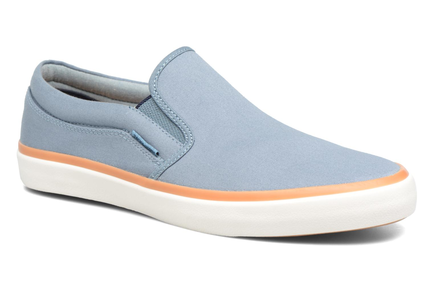 Baskets Jack & Jones JFW Rush Bleu vue détail/paire