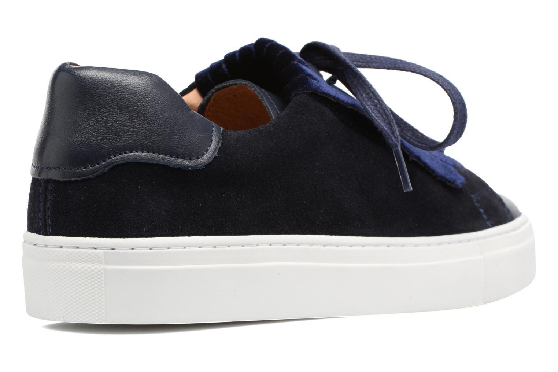 Sneakers Made by SARENZA Partygloo #5 Blauw voorkant