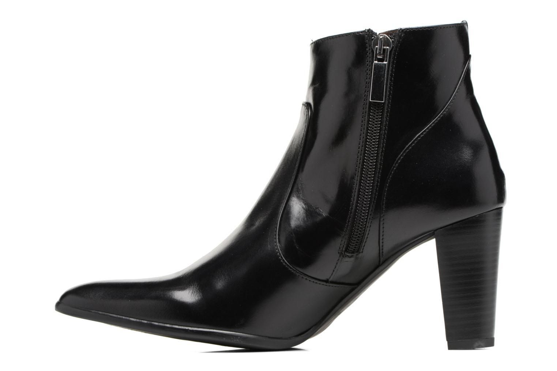 Bottines et boots Perlato Dane Noir vue face