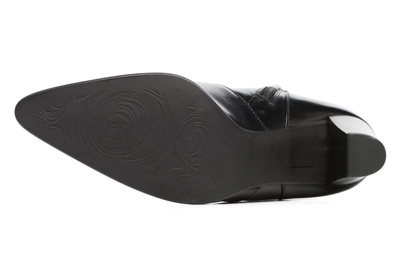 Bottines et boots Perlato Dane Noir vue haut