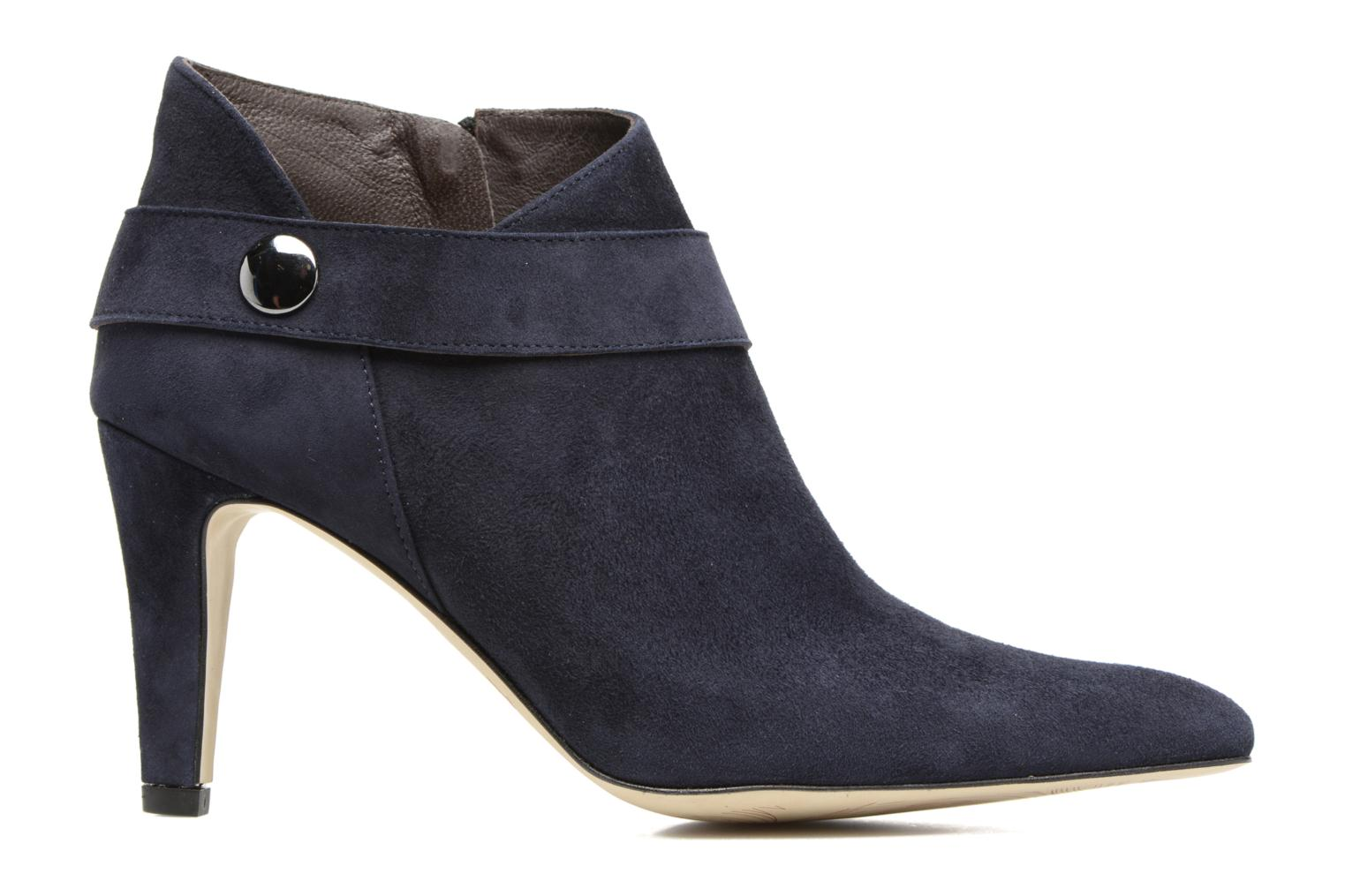 Ankle boots Perlato Edel Blue back view