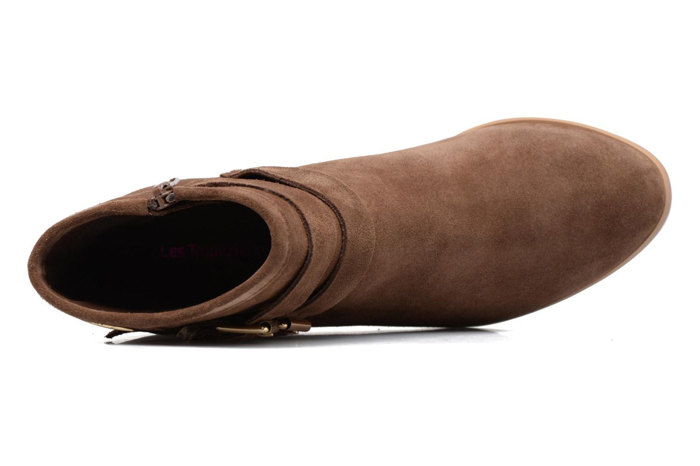 Grandes descuentos últimos zapatos Les Tropéziennes par M Belarbi Arius (Marrón) - Botines  Descuento