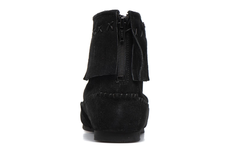 Bottines et boots Les Tropéziennes par M Belarbi Crabe J Noir vue droite