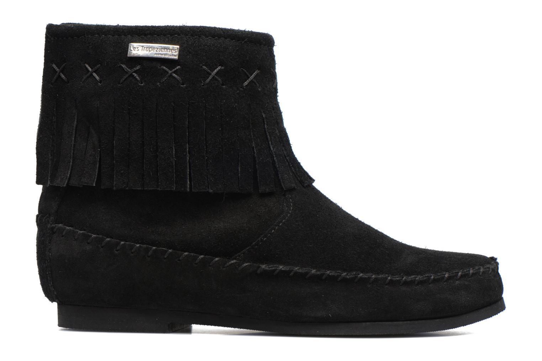 Bottines et boots Les Tropéziennes par M Belarbi Crabe J Noir vue derrière