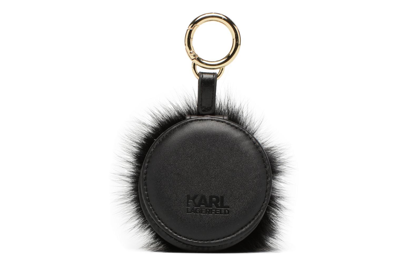 Fur Miror Porte-clés Black A999