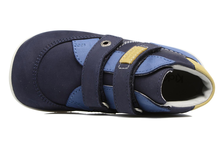 Bartino Marine Bleu Vert