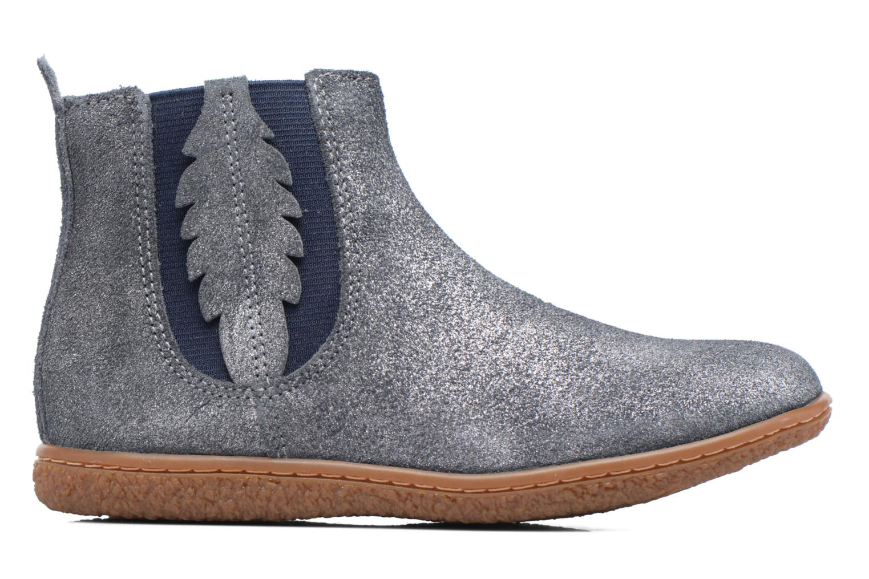 Bottines et boots Kickers Vinciane Bleu vue derrière