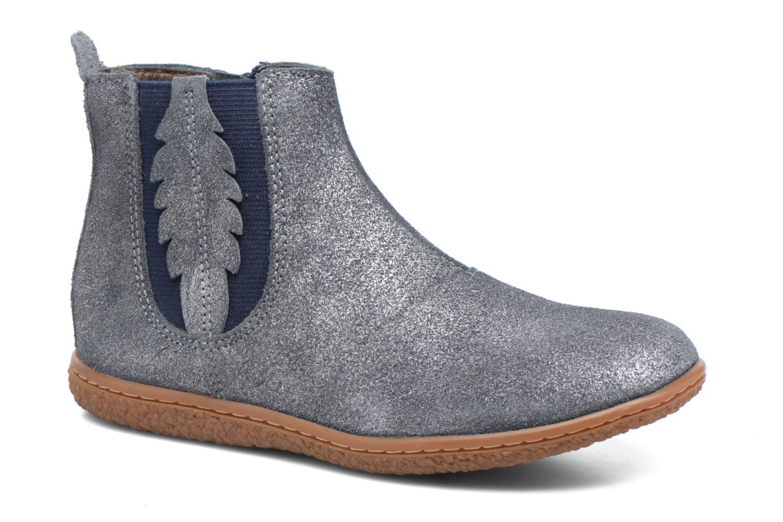 Bottines et boots Kickers Vinciane Bleu vue détail/paire