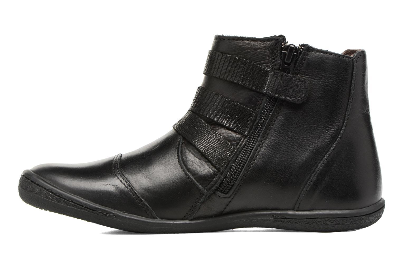 Bottines et boots Kickers Calina Noir vue face