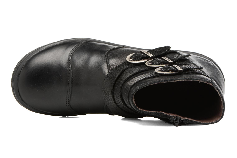Bottines et boots Kickers Calina Noir vue gauche