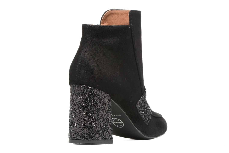 Bottines et boots Made by SARENZA Winter Freak #2 Noir vue face
