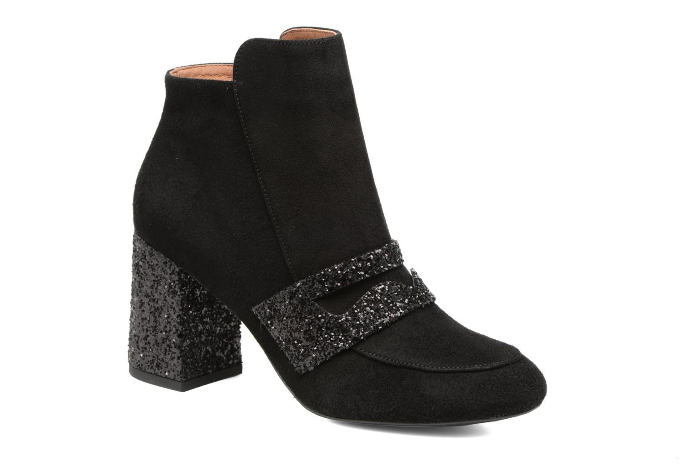 Bottines et boots Made by SARENZA Winter Freak #2 Noir vue droite