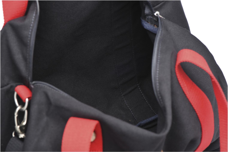 Sporttassen Faguo DUFFLE01 Blauw achterkant