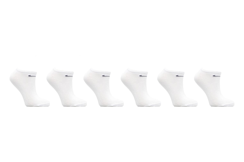 Nike Lightweight No-Show White/dark grey