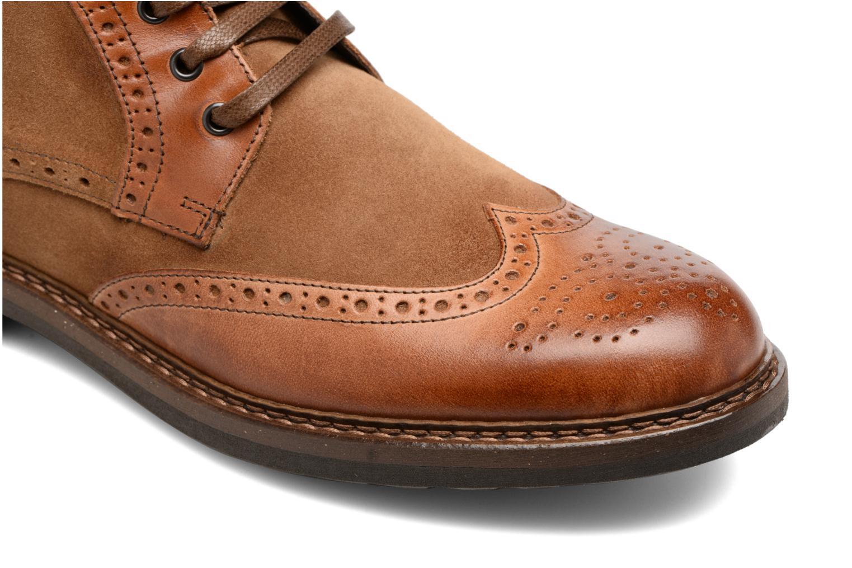 Boots en enkellaarsjes Mr SARENZA Nanti Bruin links