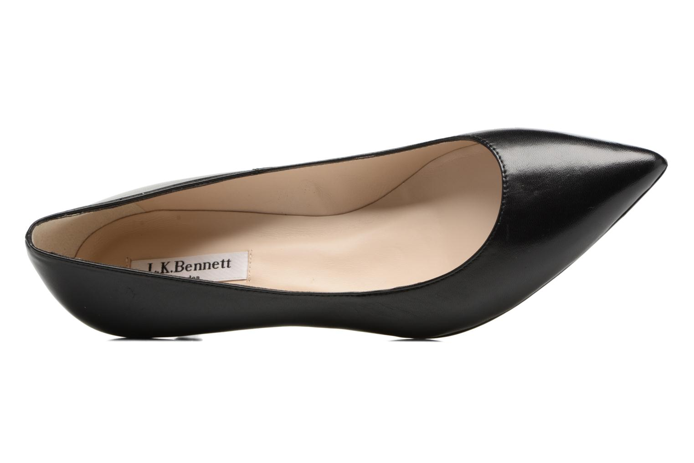 Zapatos de tacón L.K. Bennett Audrey Negro vista lateral izquierda