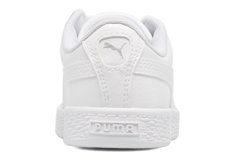 Sneakers Puma Inf Basket Classic LFS/Ps Basket Classic LFS Wit rechts