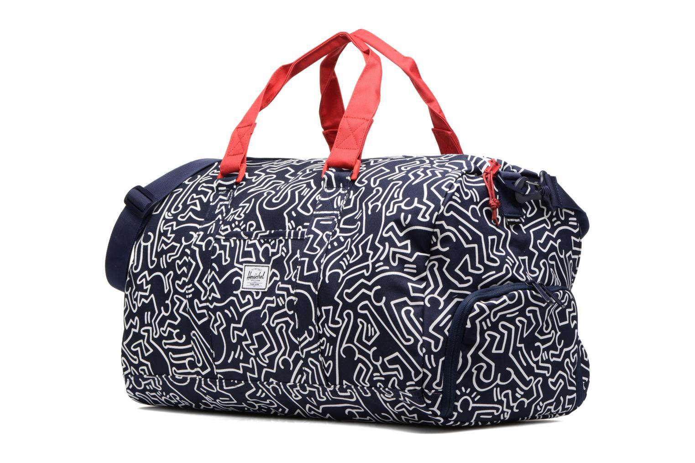 Sporttassen Herschel Novel Keith Haring Blauw model