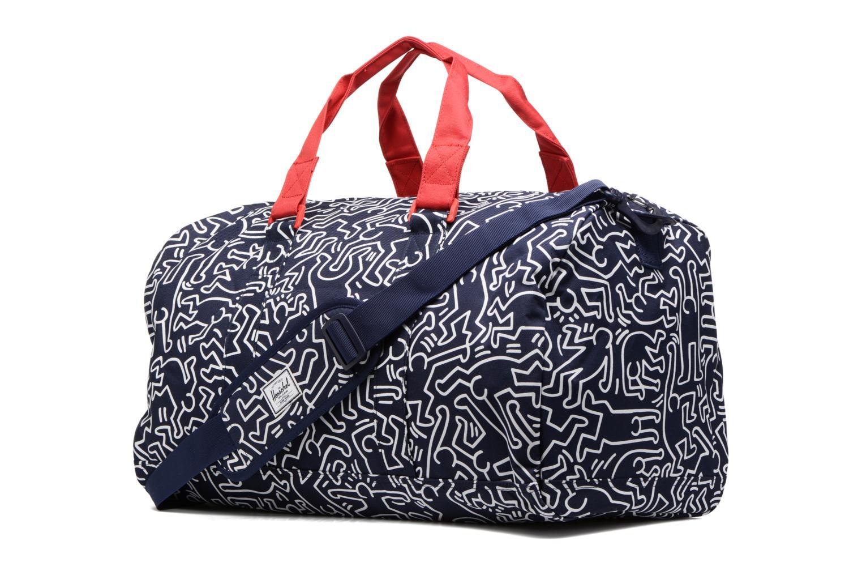 Sporttassen Herschel Novel Keith Haring Blauw rechts