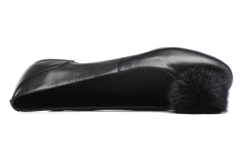 Ballerines Michael Michael Kors Remi Ballet Noir vue gauche
