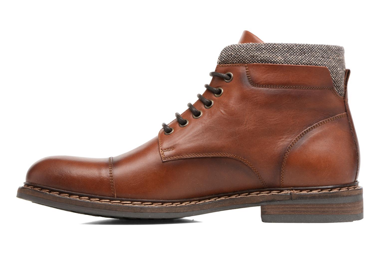 Bottines et boots Heyraud FELIX Marron vue face
