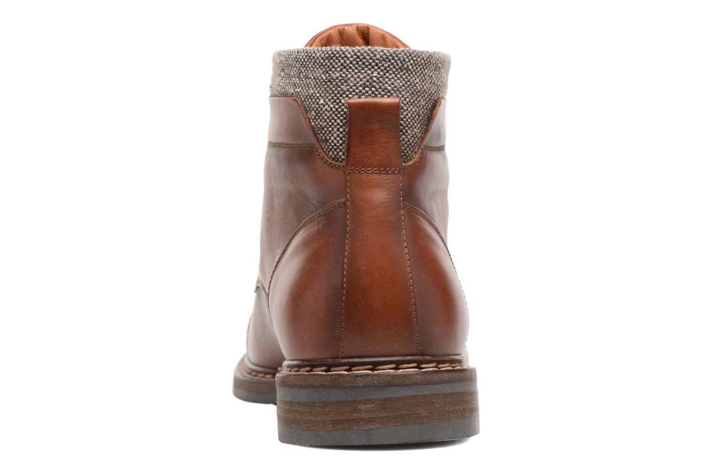 Bottines et boots Heyraud FELIX Marron vue droite