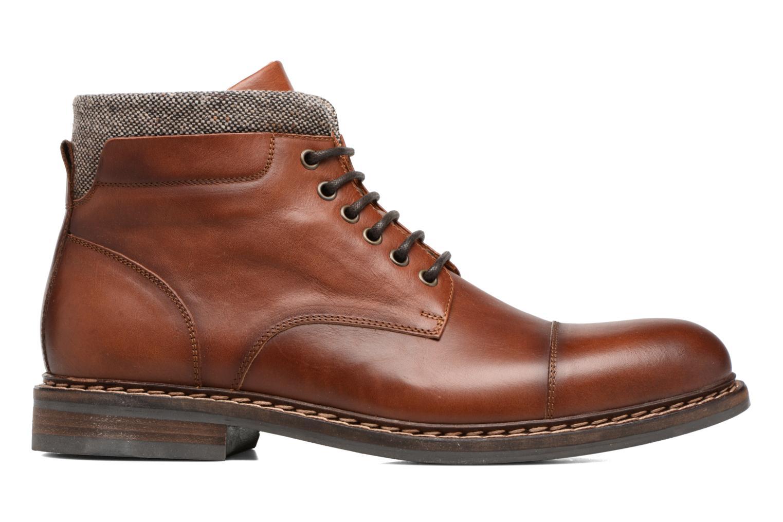 Bottines et boots Heyraud FELIX Marron vue derrière