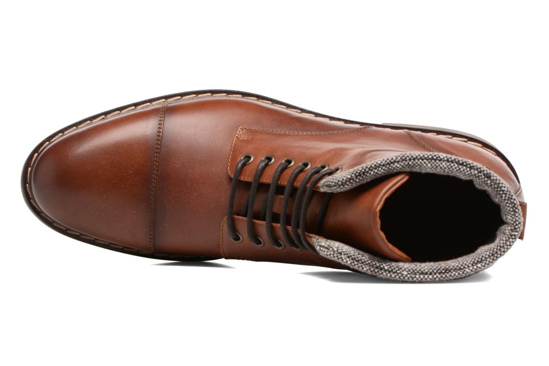 Bottines et boots Heyraud FELIX Marron vue gauche