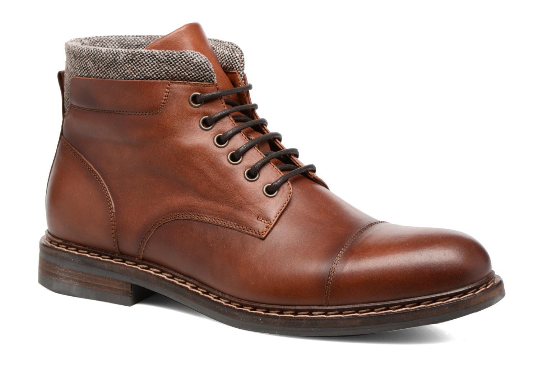 Bottines et boots Heyraud FELIX Marron vue détail/paire
