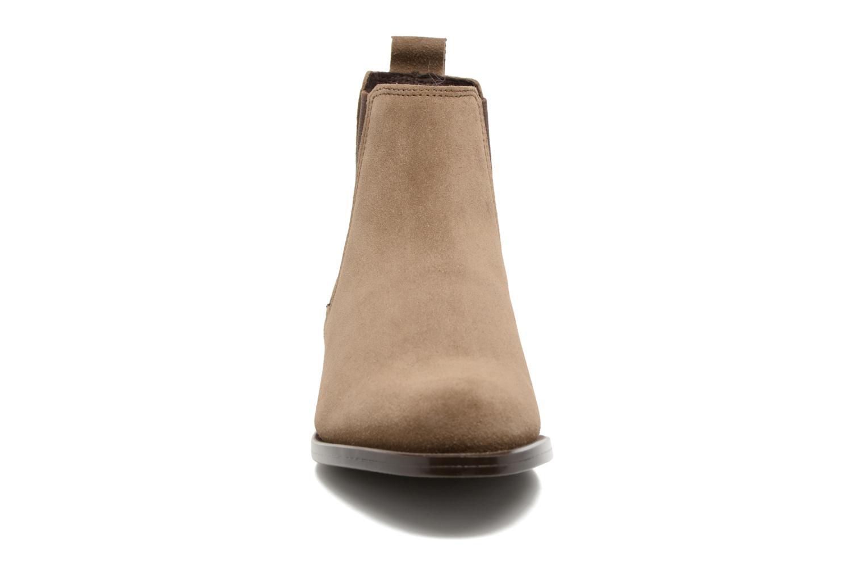 Bottines et boots PintoDiBlu Coralina Marron vue portées chaussures