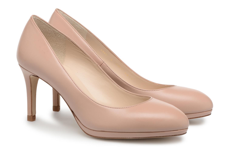 High heels L.K. Bennett New Sybila Beige 3/4 view