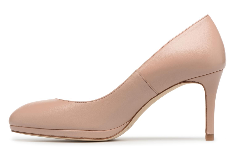 High heels L.K. Bennett New Sybila Beige front view