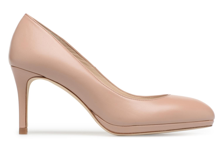 High heels L.K. Bennett New Sybila Beige back view