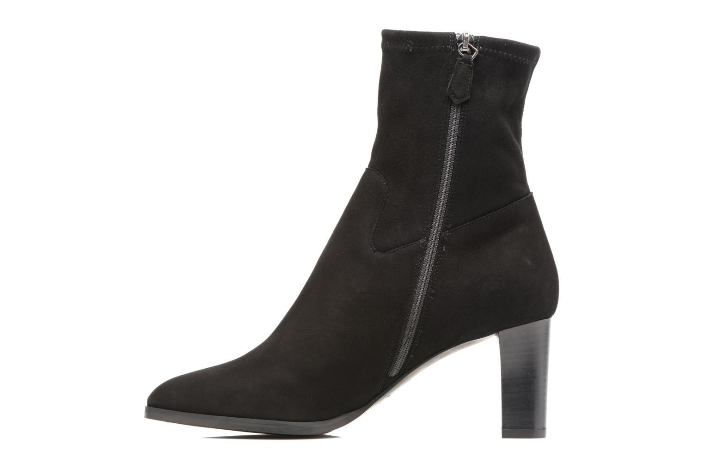 Bottines et boots L.K. Bennett Kayla Noir vue face