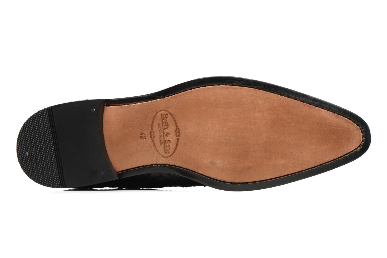 Boots en enkellaarsjes Brett & Sons Adrien Zwart boven