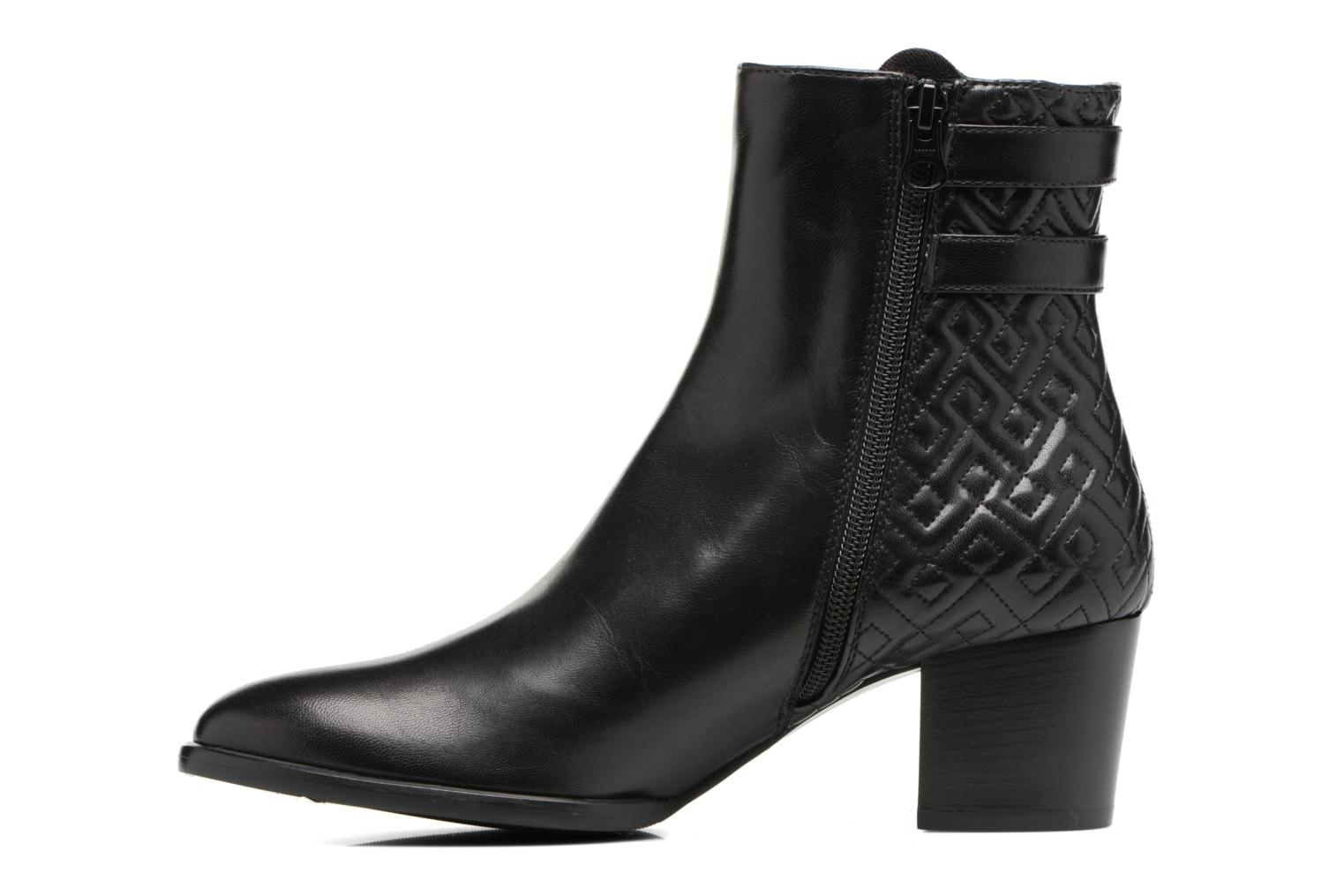 Bottines et boots Heyraud FILIPINE Noir vue face