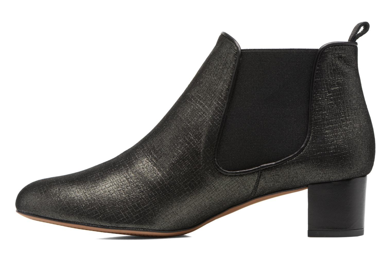 Bottines et boots Heyraud SOLANTA Noir vue face