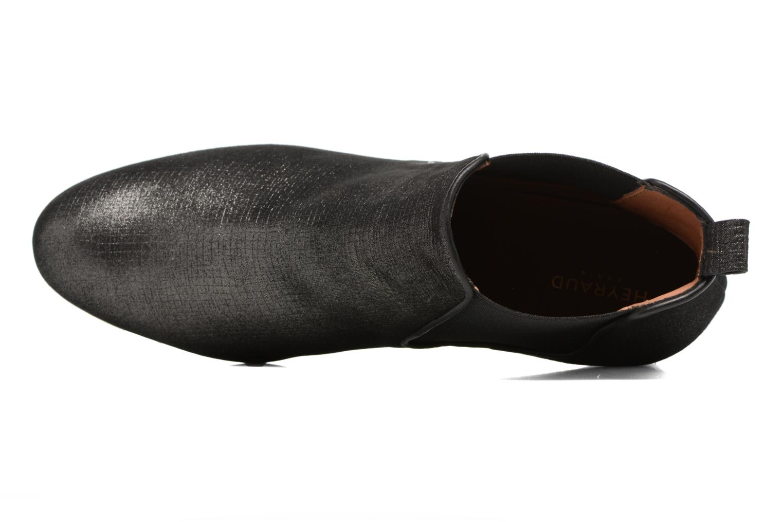 Bottines et boots Heyraud SOLANTA Noir vue gauche