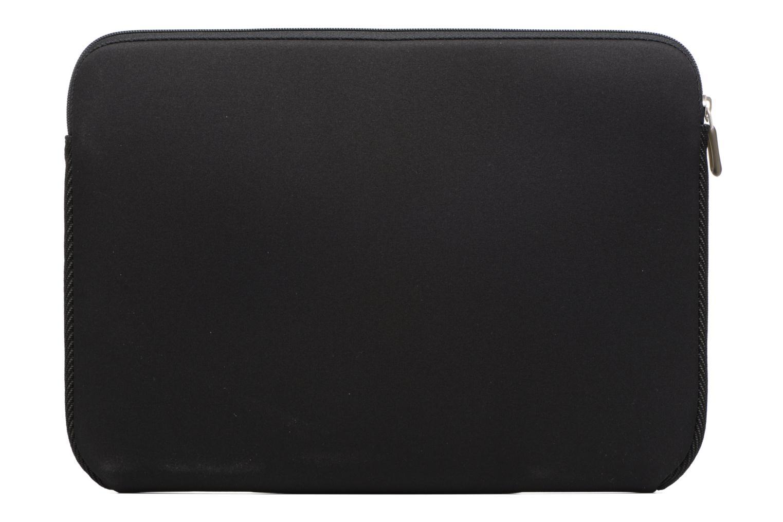"Petite Maroquinerie Case Logic EVA-foam 14""  Notebook Sleeve, slim-line, Black Noir vue face"