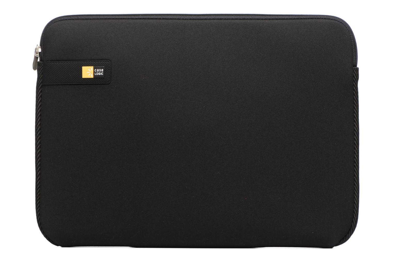 """Petite Maroquinerie Case Logic EVA-foam 14""""  Notebook Sleeve, slim-line, Black Noir vue détail/paire"""
