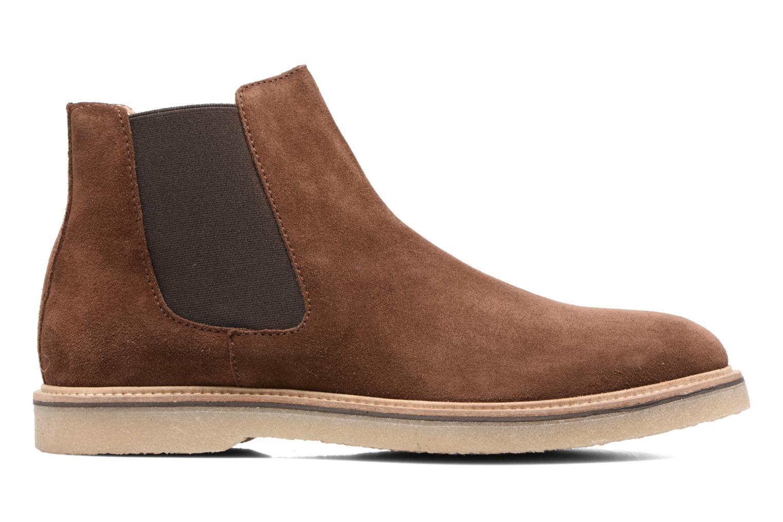 Bottines et boots Mr SARENZA Sperry Marron vue détail/paire