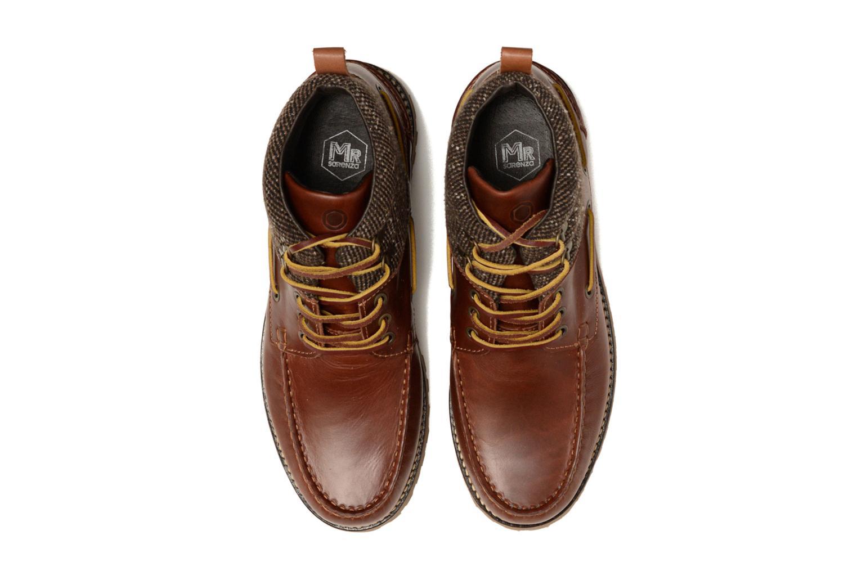 Bottines et boots Mr SARENZA Stellan Marron vue portées chaussures