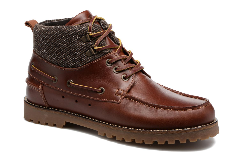 Bottines et boots Mr SARENZA Stellan Marron vue droite