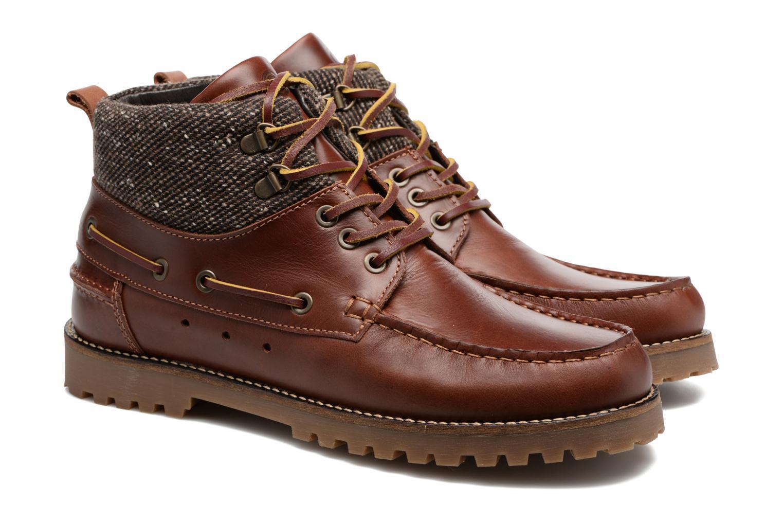 Bottines et boots Mr SARENZA Stellan Marron vue derrière