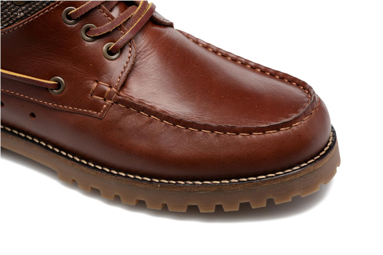 Bottines et boots Mr SARENZA Stellan Marron vue gauche